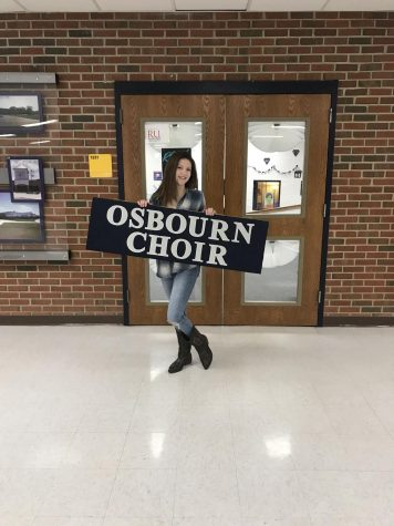 Osbourn Fine Arts Receives Blue Ribbon