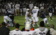 Varsity Football Falls to Potomac in First Home Game of the Season