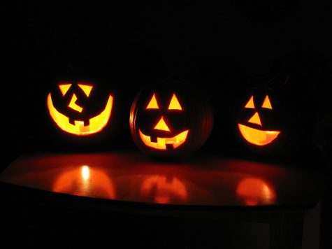 Halloween Pumpkins from creative commons