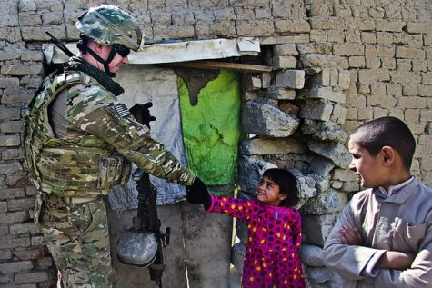 Friendly handshake by The U.S. Army is licensed under CC BY 2.0